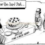 New Sudan power & wealth sharing