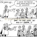 Kibaki refuses to announce a successor