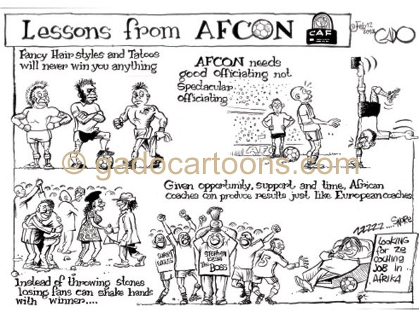 Lessons from AFCON