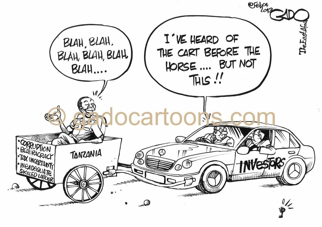 EA Feb 04 13 Tanzania and Investors