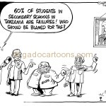 Falling education Standards in Tanzania