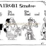 Nairobi Senator