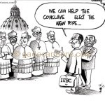 IEBC to help elect new pope?