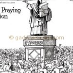 The Praying nation