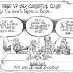 Mbeki fires VP over corruption claims