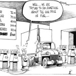 Well…we are trying to do something about the high price of fuel