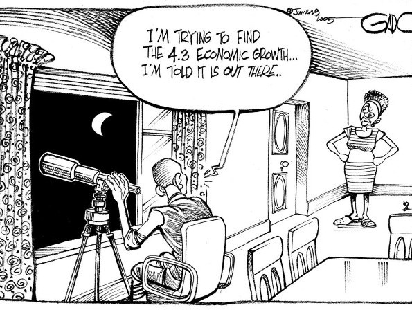 I'm trying to find the 4.3 economic growth