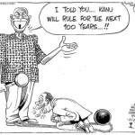 I told you… KANU will rule for the next 100 years…!!