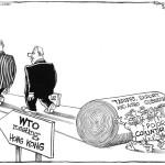 WTO meeting Hong Kong