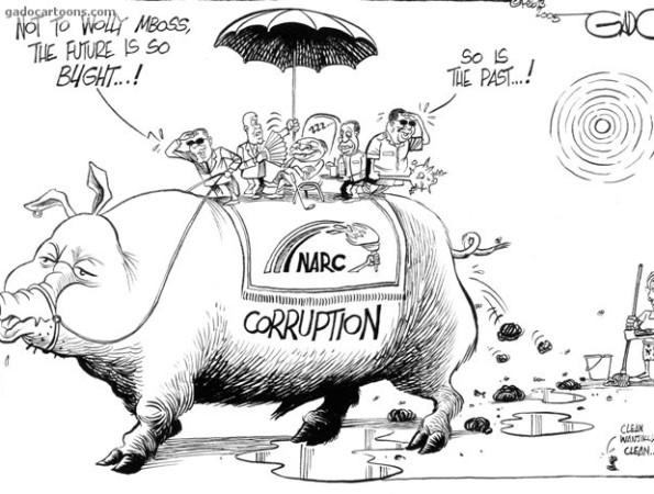NARC corruption