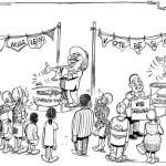 Uganda 2006 campaign