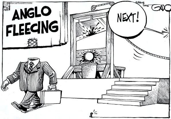 ANGLO FLEECING