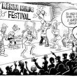 Kenya music festival
