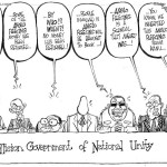 Collision government of National Unity