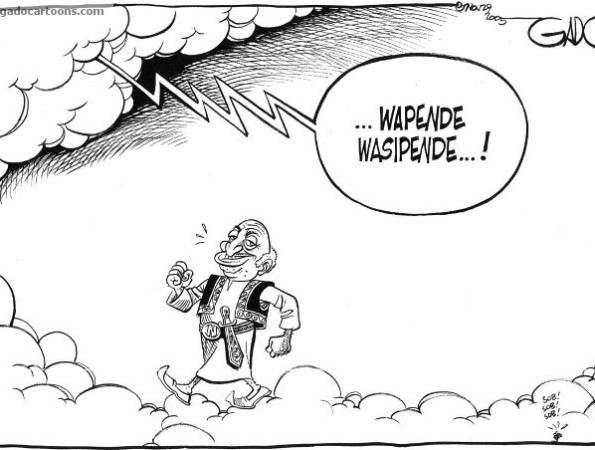 Wapende Wasipende