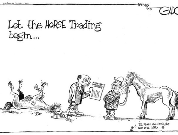 Let the HORSE trading begin