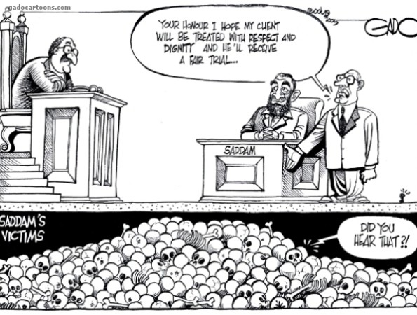 Saddam's Trial