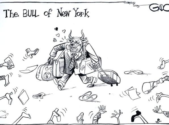 The Bull of New York