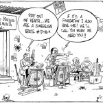 Stay out of Kenya…we are a sovereign state