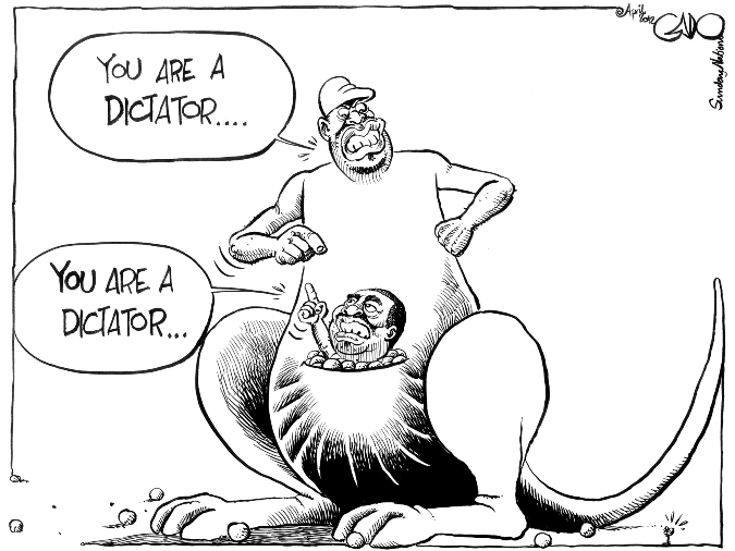 Apri 15 12 Who is a Dictator