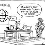 New World Bank Boss