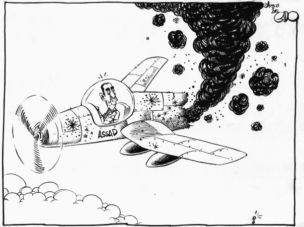 Aug 03 12 Assailing Assad