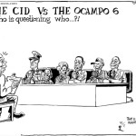 The CID vs The Ocampo 6