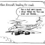 Amos Kimunya and Impunity