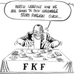 FKF to pick a foreign coach