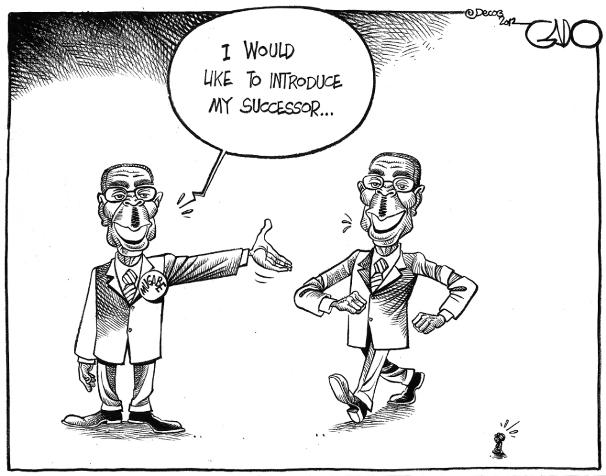 Dec 03 12 Mugabe's Successor