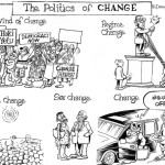 The politics of change