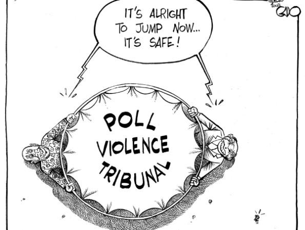 Poll Violence Tribunal