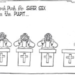 Church push for safer sex from the pulpit