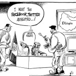 I want this facebook, twitter arrested