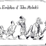 The evolution of John Michuki