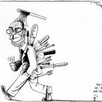 Robert Mugabe at 88