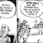 The police are accused of extra-judicial killings..