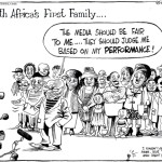 South Africa's First Family