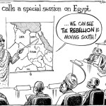 AU calls a special session on Egypt