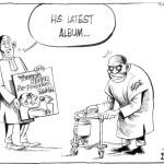 His latest album