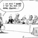 Mutula and mini-skirts