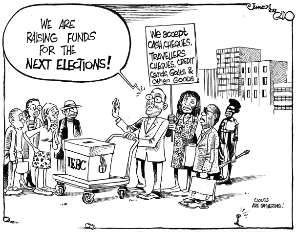 June 04 10 IEBC and The next Elections