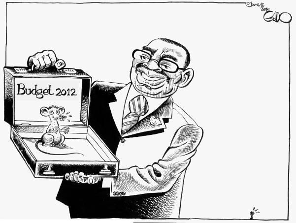 June 15 12 Budget 2012