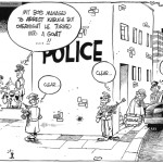 My boys managed to arrest Kabuga but..