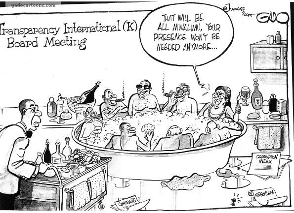 Transparency International Board Meeting