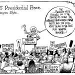 US Presidential Race #kenyanstyle