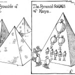 The Pyramid schemes of Kenya