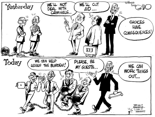 Uhuru, Ruto, ICC and the West
