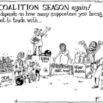It's coalition season again