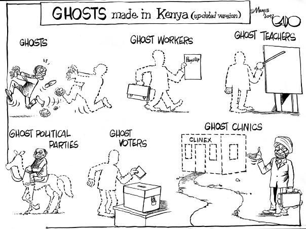 May 15 12 Ghosts made in Kenya
